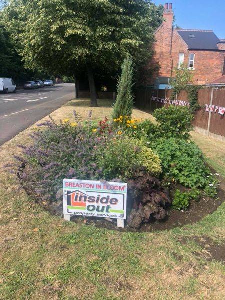 Good luck to Breaston in Bloom today going for gold proud to be sponsor and supporter.The village looks amazing.: Swipe To View More Images