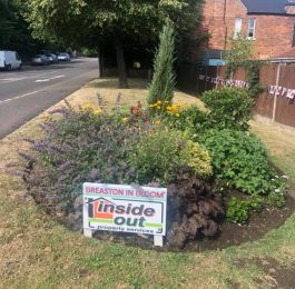 Good luck to Breaston in Bloom today going for gold proud to be sponsor and supporter.The village looks amazing.: Click Here To View Larger Image