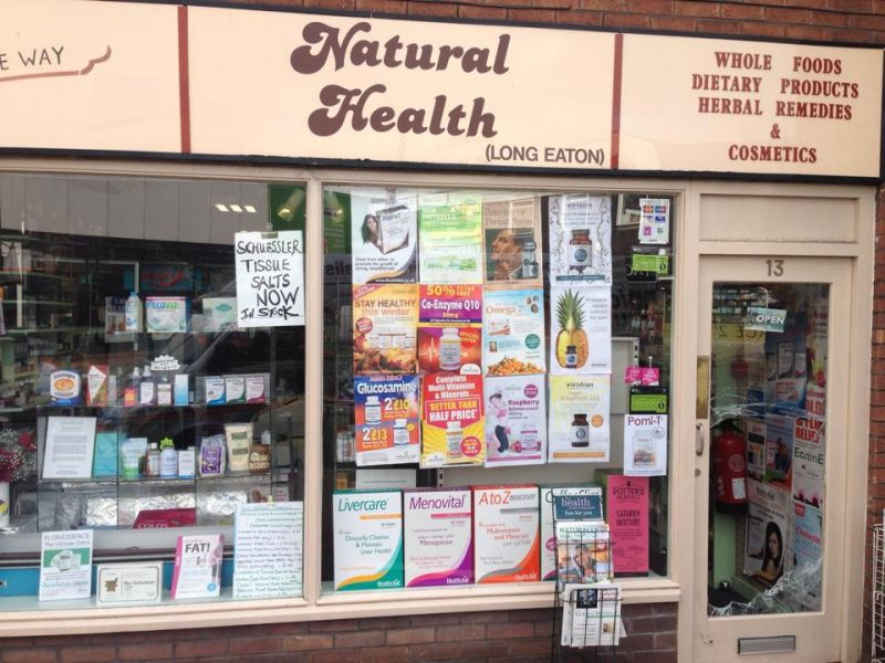 Inside out repairing the front door glass at Long Eaton natural health shop after another break-in all for 6 tubs of protein powder!!!: Swipe To View More Images